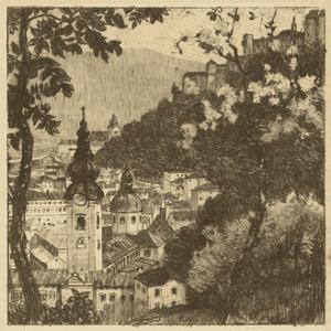 View of Salzburg I