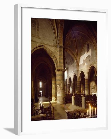 View of San Francesco--Framed Giclee Print
