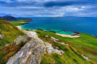 View of Scottish Bay-Elizabeth May-Photographic Print