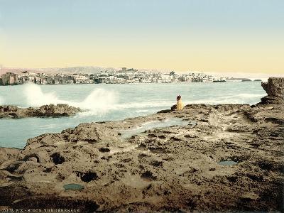 View of Sidon, C.1880-1900--Photographic Print