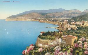 View of Sorrento, Italy