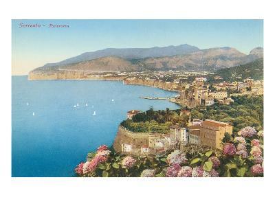 View of Sorrento, Italy--Art Print
