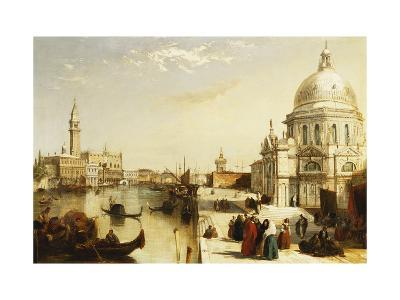 View of St. Marks from the Punta Della Dogana, Venice-Edward		 Pritchett-Giclee Print