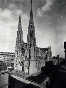 View of St. Patrick's Cathedral