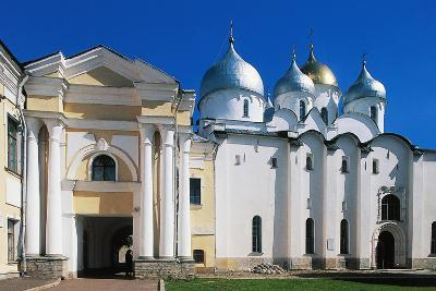 View of St Sophia Cathedral--Giclee Print