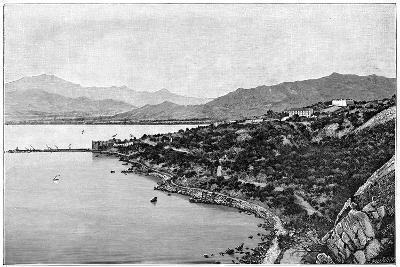 View of Stora Bay, C1890- Meunier-Giclee Print