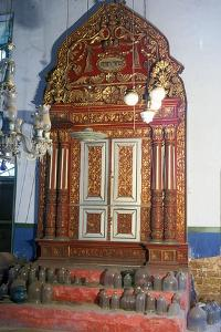 View of the Ark, Paradesi Synagogue