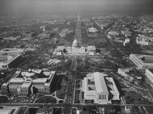 View of the Capitol Building