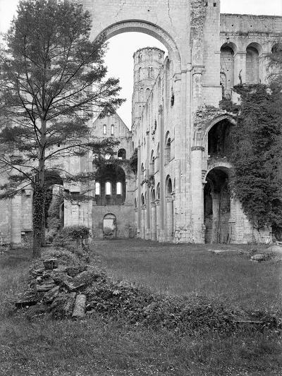 View of the Church Interior, c.1052-67--Giclee Print