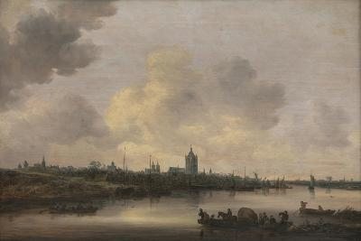View of the City of Arnhem, 1646-Jan Van Goyen-Giclee Print