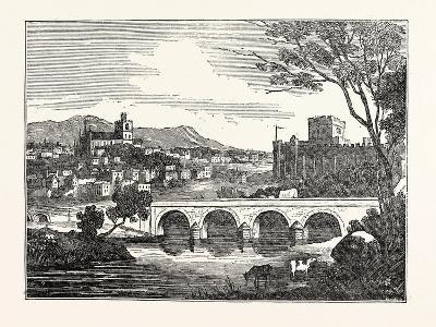 View of the City of Carlisle U.K--Giclee Print