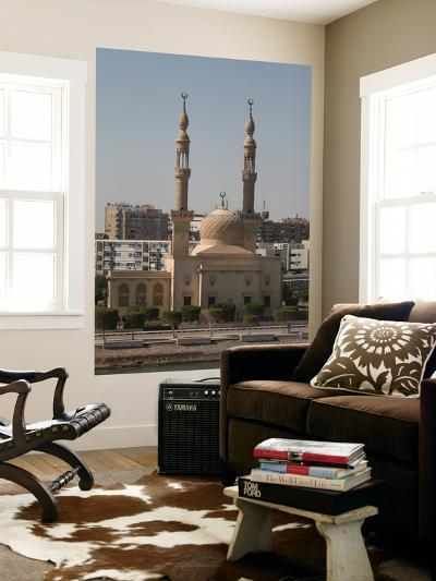 View of the Egyptian Coast-Stocktrek Images-Wall Mural