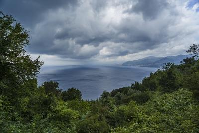 View of the Gulf from San Rocco-Guido Cozzi-Photographic Print