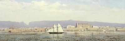 View of the Harbour, Palma-Ricardo Ankermann y Riera-Giclee Print