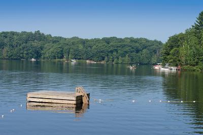 View of the Lake Muskoka, Ontario, Canada--Photographic Print