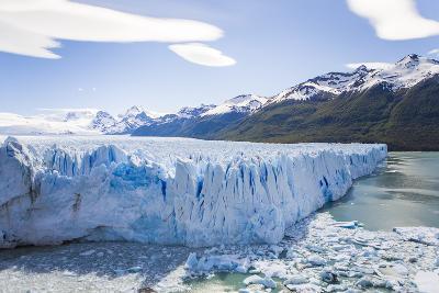 View of the Massive Perito Moreno Glacier in Los Glaciares National Park-Mike Theiss-Photographic Print