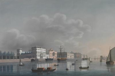 View of the Neva--Giclee Print