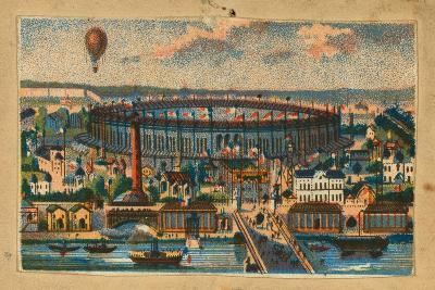 View of the Paris Exposition, 1867--Giclee Print