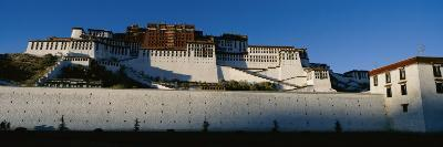 View of the Potala Palace in Tibet-Barry Tessman-Photographic Print