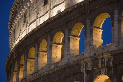 View of the Roman Coliseum in Rome-Design Pics Inc-Photographic Print