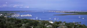 View of the Sea, St. Augustine, St. Johns County, Florida, USA