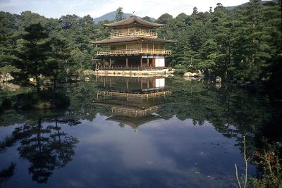 View of the Temple-Japanese School-Photographic Print