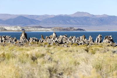 View of the Tufa Towers at Mono Lake-Jill Schneider-Photographic Print