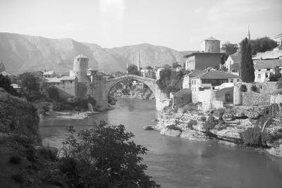 View of Turkish Bridge--Photographic Print