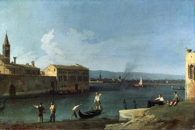 View of Venice, 18th Century-Canaletto-Giclee Print