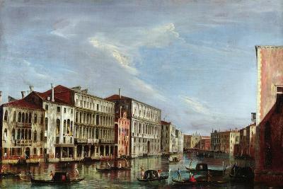 View of Venice-Michele Marieschi-Giclee Print