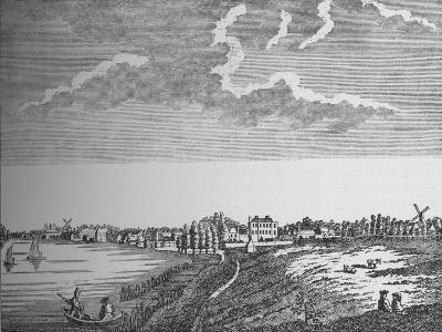 View of Wandsworth, Surrey, c1780, (1912)--Giclee Print