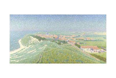 View of Zoutelande on the Island of Walcheren, by Ferdinand Hart Nibbrig, 1900-12-Ferdinand Hart Nibbrig-Giclee Print