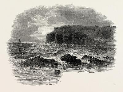 View on the Coast of Maine, USA, 1870s--Giclee Print