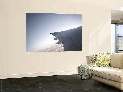 View Out of the Window of a Boeing 777-Jon Arnold-Wall Mural