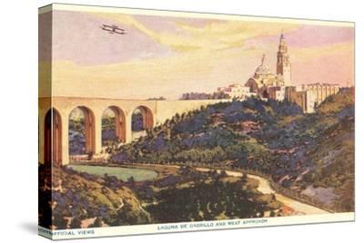 View over Balboa Park, San Diego, California