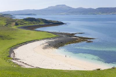 View over Coral Beach and Loch Dunvegan-Ruth Tomlinson-Photographic Print