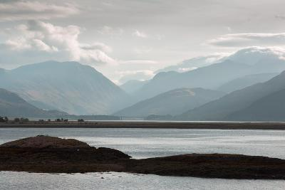 View over Lock Linnhe, the- Landscape-Photographic Print