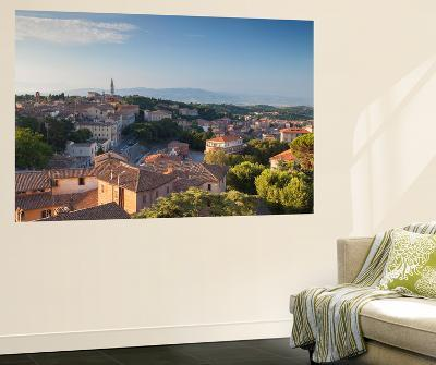 View over Perugia, Umbria, Italy-Ian Trower-Wall Mural