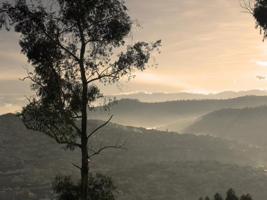 View over Quito, Ecuador-John Coletti-Photographic Print