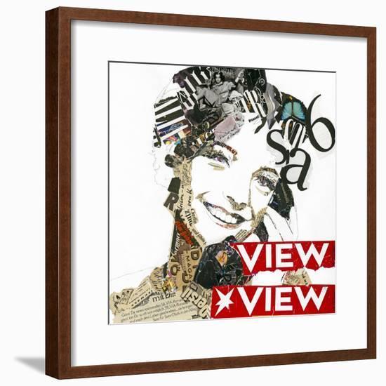 View View-Ines Kouidis-Framed Giclee Print
