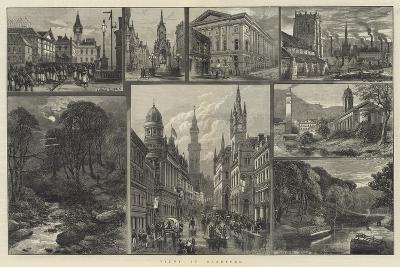 Views in Bradford--Giclee Print