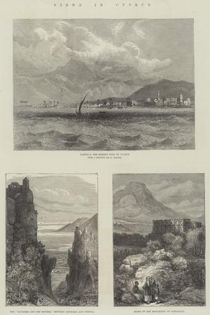 Views in Cyprus--Giclee Print