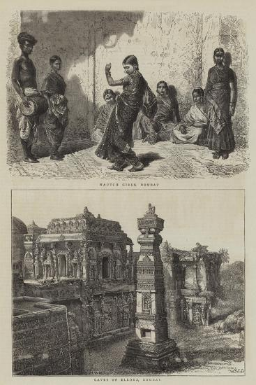 Views in India-Henry William Brewer-Giclee Print