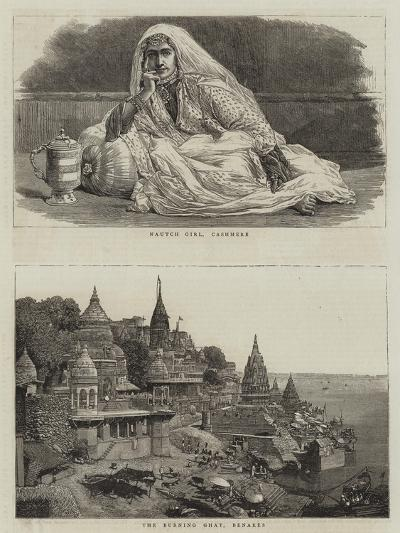 Views in India--Giclee Print