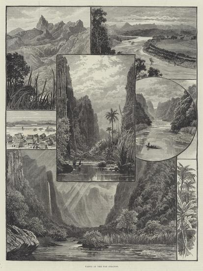 Views in the Fiji Islands-William Henry James Boot-Giclee Print