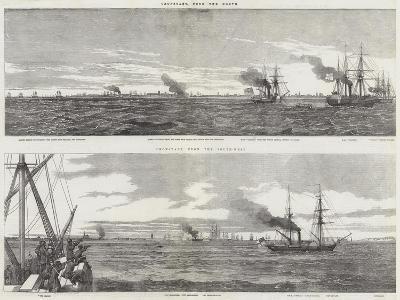 Views of Cronstadt--Giclee Print