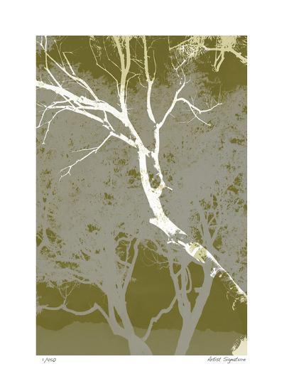 Views of Trees 4-Mj Lew-Giclee Print