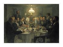 Silent Night, 1891-Viggo Johansen-Giclee Print