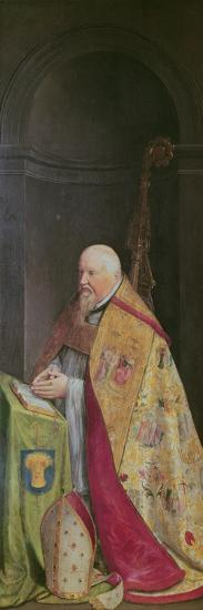 Viglius Aytta, Donor of the Triptych of 'Christ Among the Doctors'-Frans I Pourbus-Giclee Print