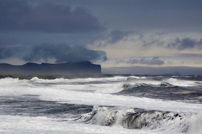 Vik Beach, Iceland, Polar Regions-Bill Ward-Photographic Print